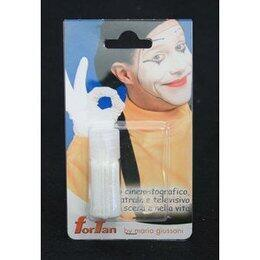 Polvere Glitter For Fan Iride Bianco