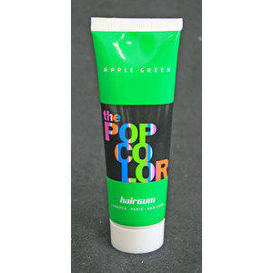 Pop Color Apple Green 60 ml Hairgum