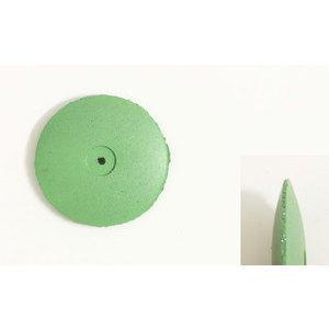 Disco Lucidante Verde Grana grossa 1° fase