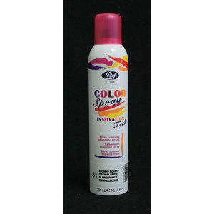 Color Spray Biondo Scuro 300 ml. Lisap