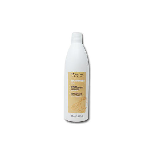 Shampoo Sublime Fruit Agrumi Capelli sfibrati 1000 ml Oyster