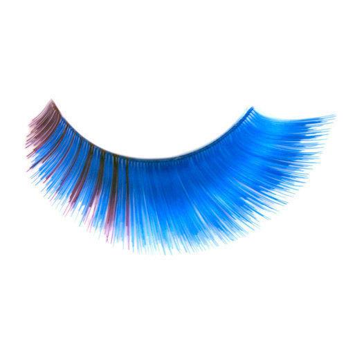 Ciglia Blu/Viola+Colla Eulenspiegel