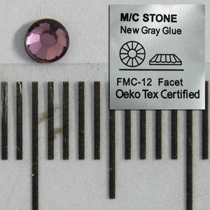 Brillantini Rosetta CR 100 pz. Amethyst