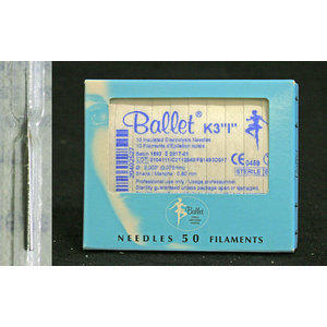 Ballet K3 ISOL aghi monouso acciaio 50 pz