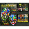 Rivista Trucco Illusion Body Painting-Inglese-Eulenspiegel