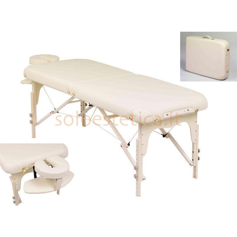 Lettino Per Massaggio Trasportabile.Lettino Massaggio Rafael Portatile