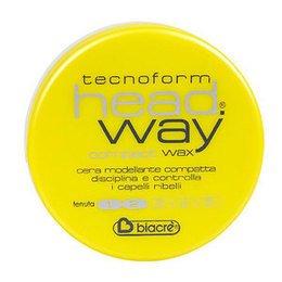 Cera per capelli Compact Wax Compatta Head Way Biacrè 125 ml
