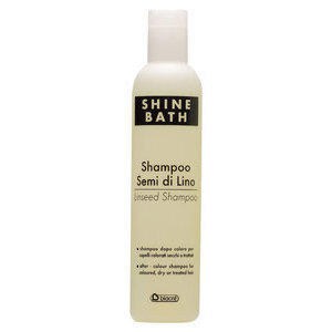Shampoo ai semi di lino Shine Bath 250 ml Biacrè