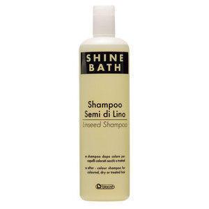 Shine Bath shampoo semi di lino 500 ml.