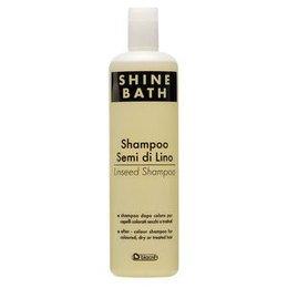 Shampoo ai semi di lino Shine Bath Biacrè 500 ml
