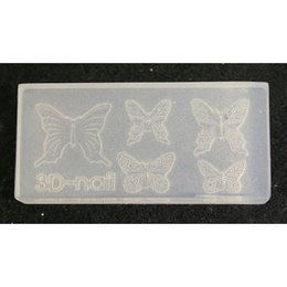 3D Nail Art Mold stampino in silicone art. 0677