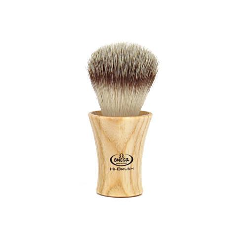 Pennello da barba in pura setola – effetto tasso Omega 21713