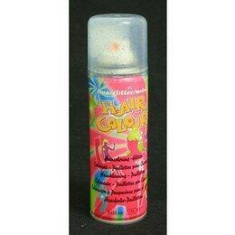 Lacca/glitter hair colour 125 ml glitter blu