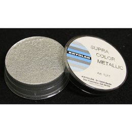 SUPRACOLOR Metal Silver Kryolan 8 ml