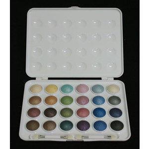 Elixir Palette Wet Eyes 24 ombretti cotti art. 844