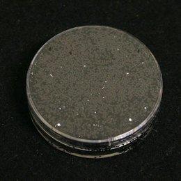 Polvere Glitter Nachtschwarz Nero Eulenspiegel 2 gr