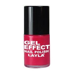 Smalto Gel Effect Nail Polish nr 5 Layla 10 ml