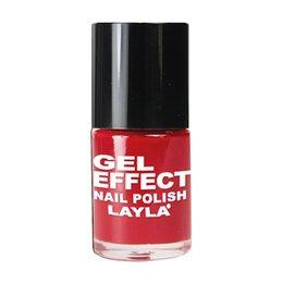 Smalto Gel Effect Nail Polish nr 6 Layla 10 ml