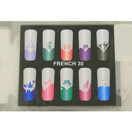 Stancil per French Maniucre F30