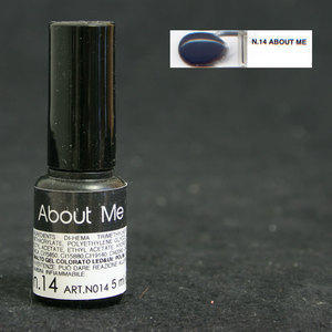 Miss 20 Gelpolish N014 About Me 5ml