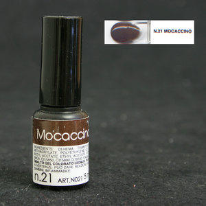 Miss 20 Gelpolish N021 Mocaccino  5ml