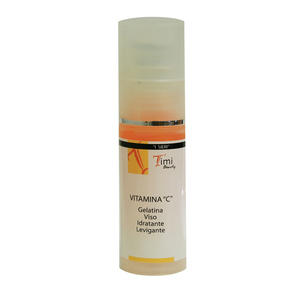 "Timi Beauty Gelatina Vitamina ""C"" Idratante Levigante 30 ml."