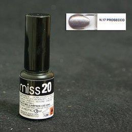 Miss 20 Gelpolish N017 Prosecco 5ml