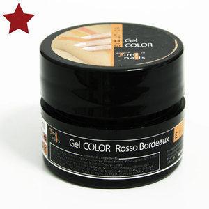 Evolution Timi Nails Gel Color Rosso Bordeaux 7 ml