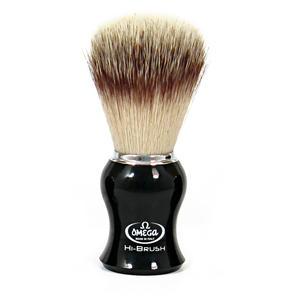 Pennello da Barba Omega Fibra sintetica 46206