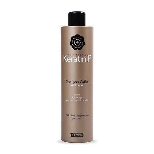 Shampoo Antiage Keratin P. Biacrè 500 ml