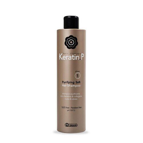 Shampoo Purifing Keratin P. Biacrè 500 ml