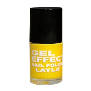 Smalto Gel Effect Nail Polish nr. 13 Layla 10 ml