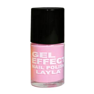 Smalto Gel Effect Nail Polish nr 14 Layla 10 ml