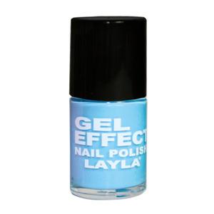 Smalto Gel Effect Nail Polish nr 15 Layla 10 ml