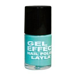 Smalto Gel Effect Nail Polish nr 16 Layla 10 ml