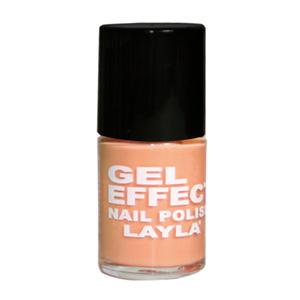 Smalto Gel Effect Nail Polish nr 17 Layla 10 ml