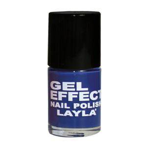 Smalto Gel Effect Nail Polish nr 18 Layla 10 ml