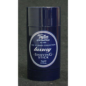 Sapone da barba in stick St. James Collection Taylor 75 gr.