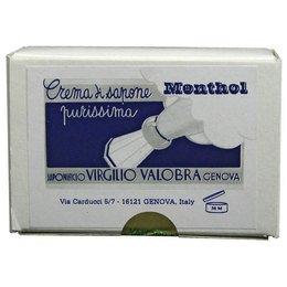 Crema di sapone purissima Valobra Menthol 150 gr.