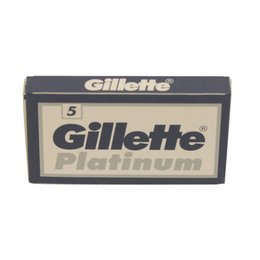 Lametta Gillette Platinum Plus 5pz