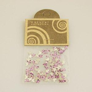 Brillantino Natural Collection fiocco lilla bustina