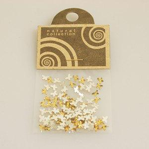 Brillantino Natural Collection fiocco oro bustina