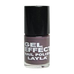 Smalto Gel Effect Nail Polish nr 23 Layla 10 ml