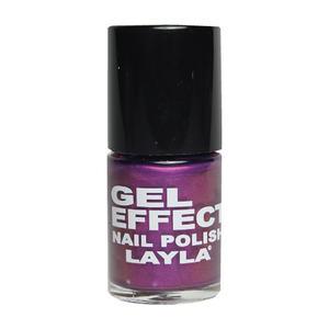 Smalto Gel Effect Nail Polish nr 24 Layla 10 ml