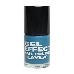 Smalto Gel Effect Nail Polish nr 27 Layla 10 ml