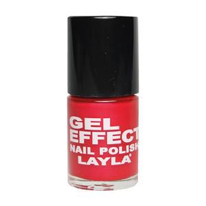 Smalto Gel Effect Nail Polish nr 28 Layla 10 ml