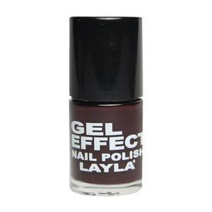 Smalto Gel Effect Nail Polish nr 30 Layla 10 ml