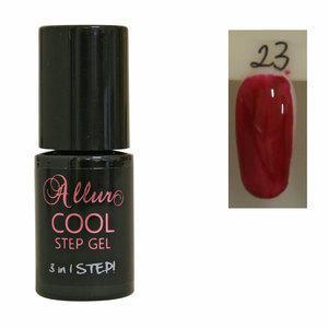 Smalto Semipermanente One Step Allur Cool Step Gel 23 6 ml