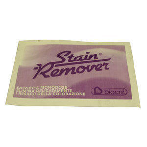 Salvietta monodose elimina colore Stain Remover