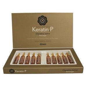 Fiale Cheratina Active Keratin P. Biacrè conf. 10 pz da 10 ml